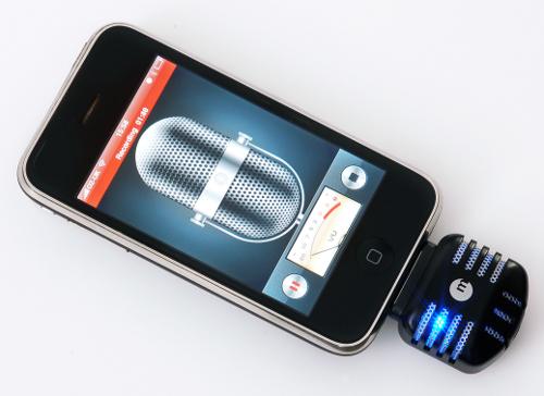 Grabación en iPhone
