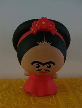 Frida Kahlo - Parodiakis