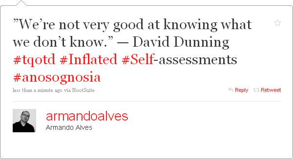 Entrevista a David Dunning