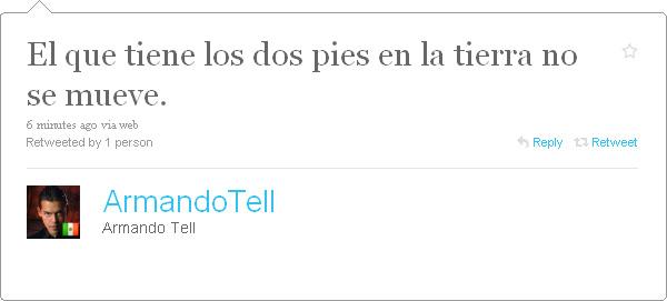 Armando Tell