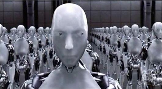 I Robot - Alex