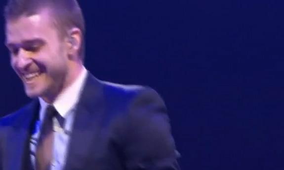 Justin Timberlake - Futuresexx / Loveshow