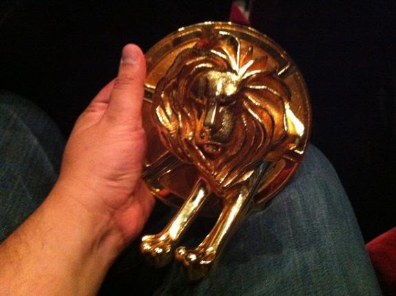 Oro en Film - Cannes 2011 - Ogilvy México