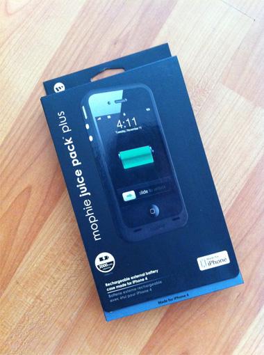 Más gadgets para el iPhone