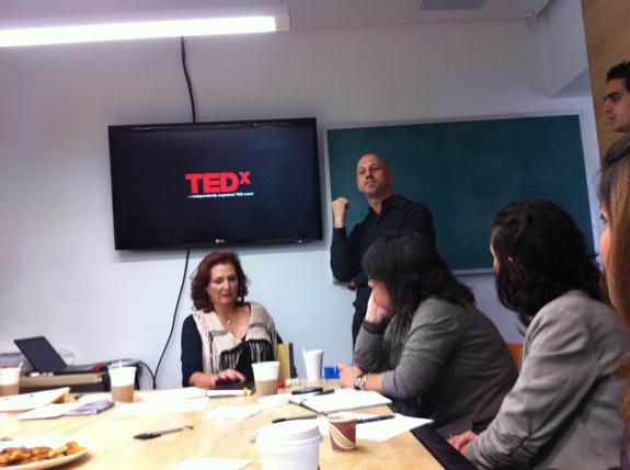 Inicio votaciones del jurado TEDxDF 2011