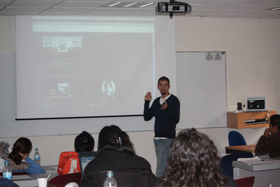 Clase en el Diplomado de Marketing Interactivo de IAB México