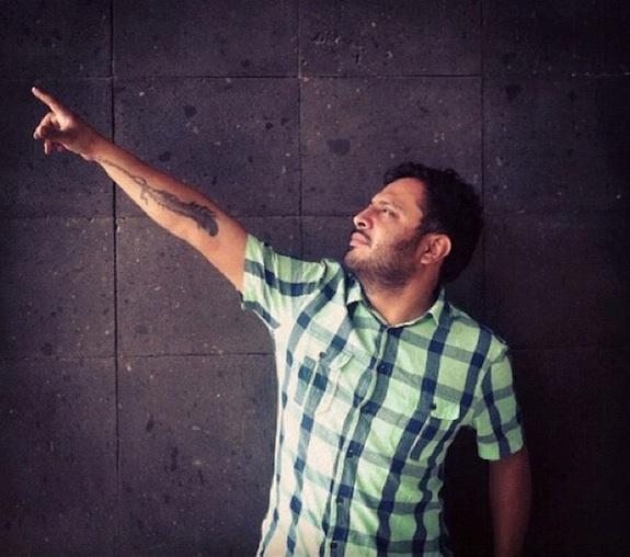 """Foto de Rubén, el """"Raji"""", por Dave Zamora"""
