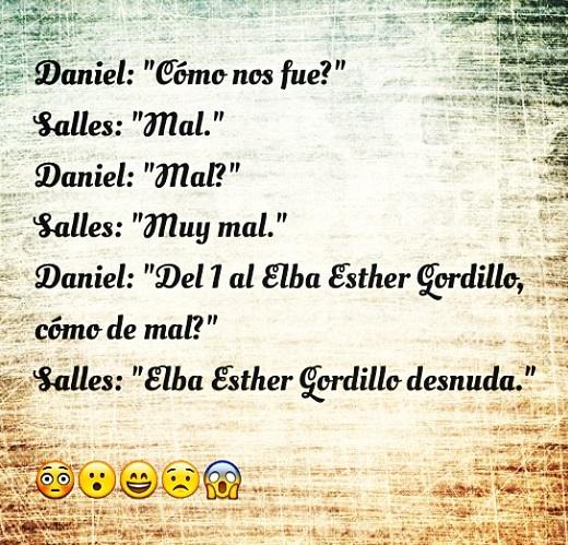 Conversación Salles-Daniel