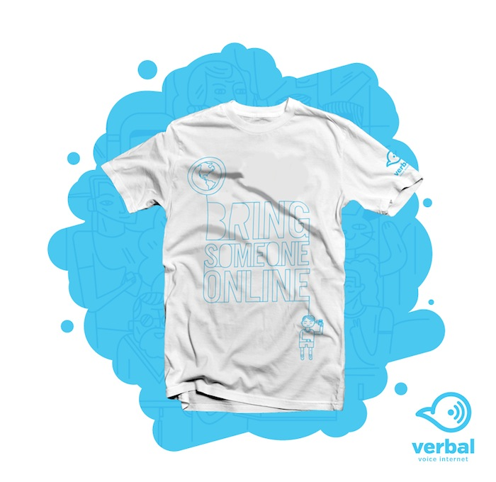 Verbal - Edición normal camiseta