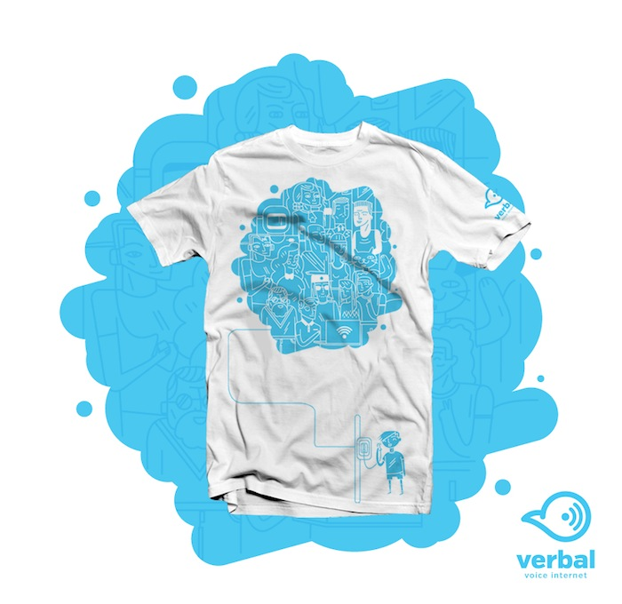 Verbal - Edición especial camiseta
