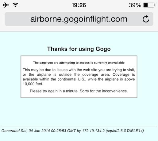 Conexión a Internet en los vuelos de Delta Airlines - 2