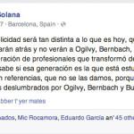 Reflexiones Daniel Solana