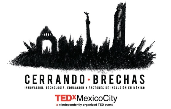 TEDxMexicoCity - Cerrando brechas
