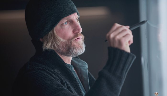 Woody Harrelson - Hunger Games
