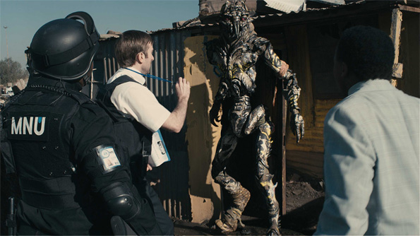 District 9 - fotografía
