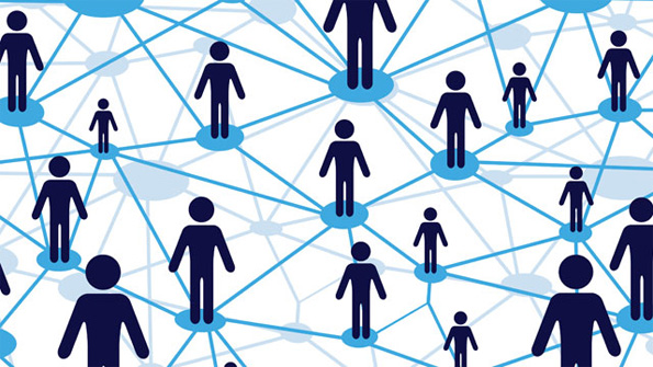 Usuarios interconectados