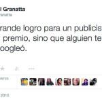 Publicista googleado
