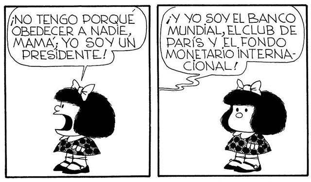 Mafalda Presidente