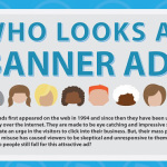 Who look at banner ads