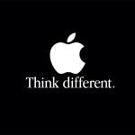 Logo de Think Different