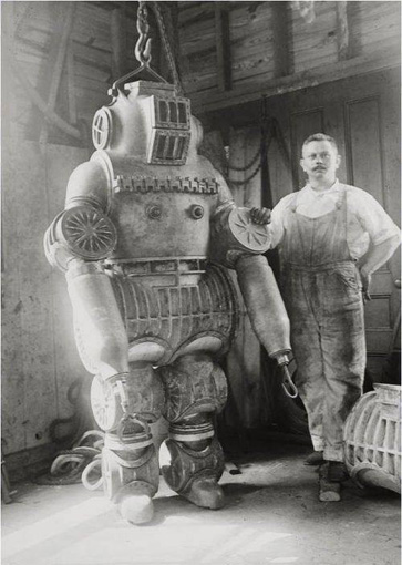 Creador de robot