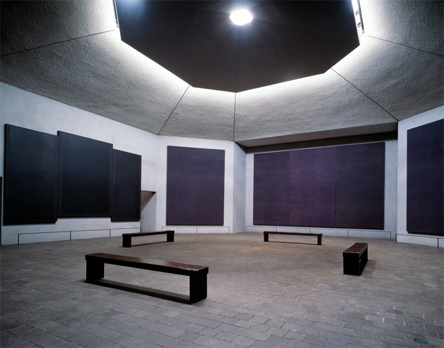 Capilla Rothko (Houston, EEUU)