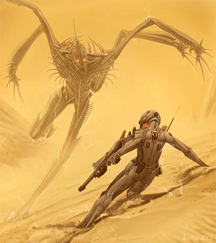 Shrike - Hyperion