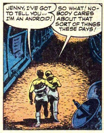 Confesión de un androide