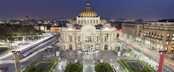 Palacio de Bellas Artes - CDMX