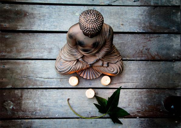 Buda y meditación