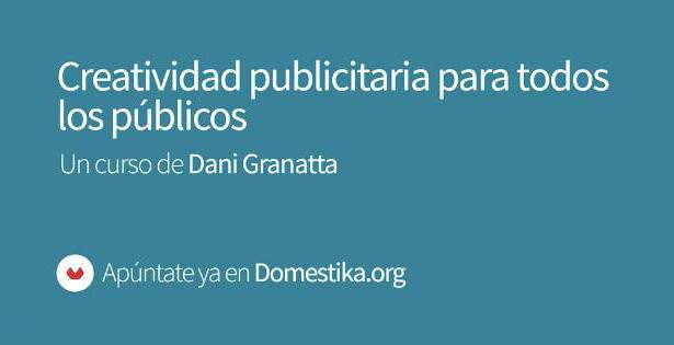 Cover curso Daniel Granatta en Domestika
