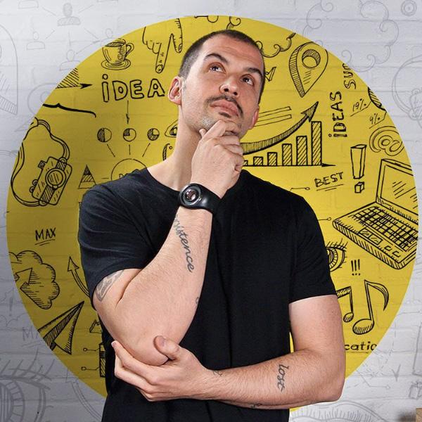 """""""Creatividad Publicitaria para todos los públicos"""", un curso online de Daniel Granatta"""